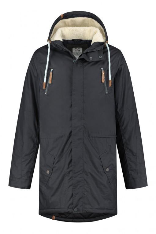 Brigg Functional Jacket - Antraciet