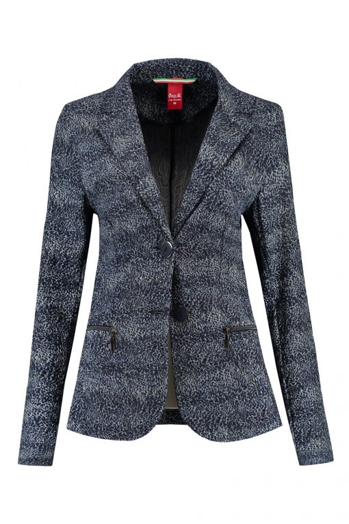 Only M Blazer - Tessa Navy
