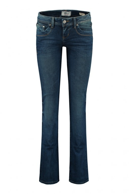 "LTB Jeans Roxy - Vince Wash 36"" inside leg for tall women"