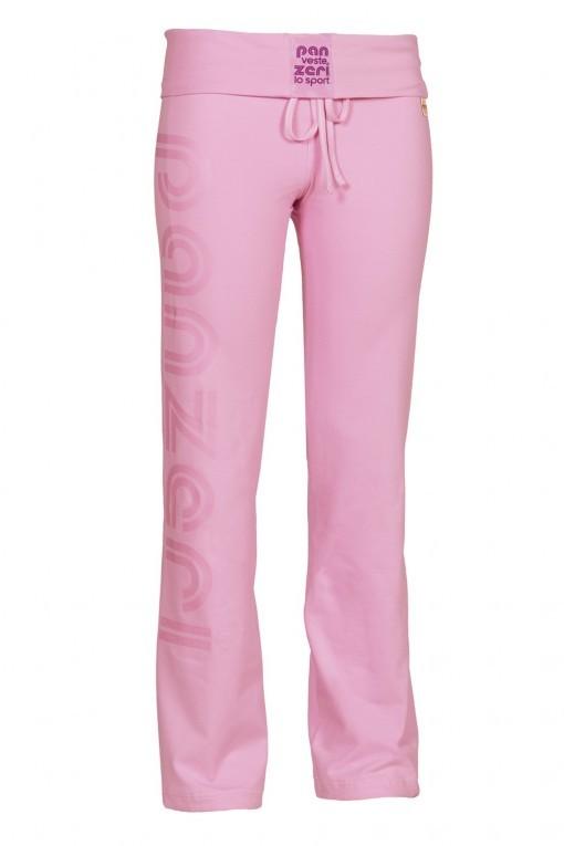 Panzeri Gym extra lange sportbroek - roze