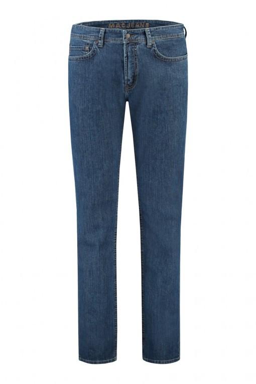 MAC Jeans - Arne Corduroy Burgundy, tall mens trousers
