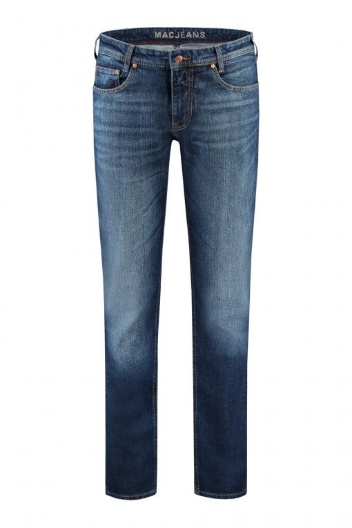 MAC Jeans - Arne Dark Blue Used