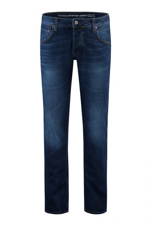 Mustang Jeans Michigan - Total Brushed tall jeans for men