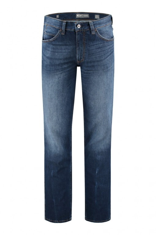 Mustang Jeans Tramper - Donkerblauw