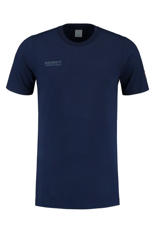 Panzeri Stretch Basis T-Shirt - light blue