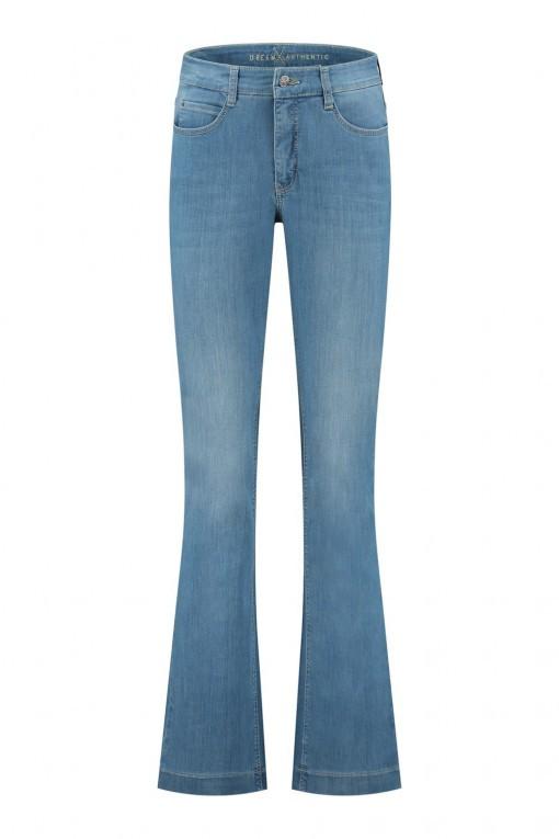 Mustang Jeans Jasmin - Dark Used lengtemaat 36