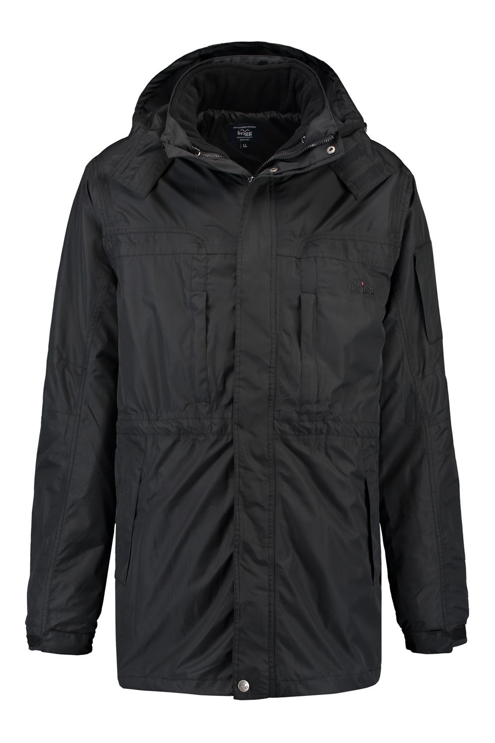 Brigg 3 in 1 Winterjacket Black