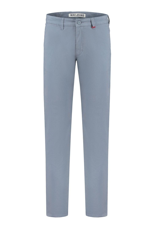MAC Jeans Lennox Capri Blue Print