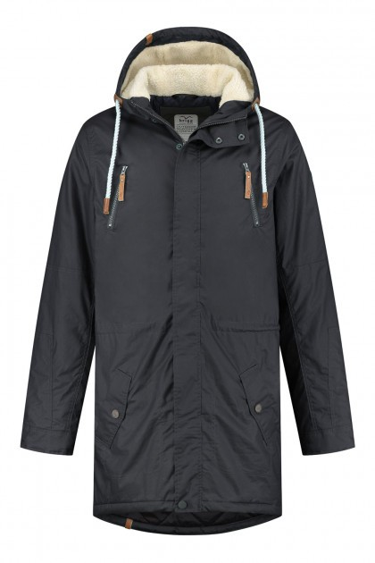 Brigg Functional Jacket - Antraciet