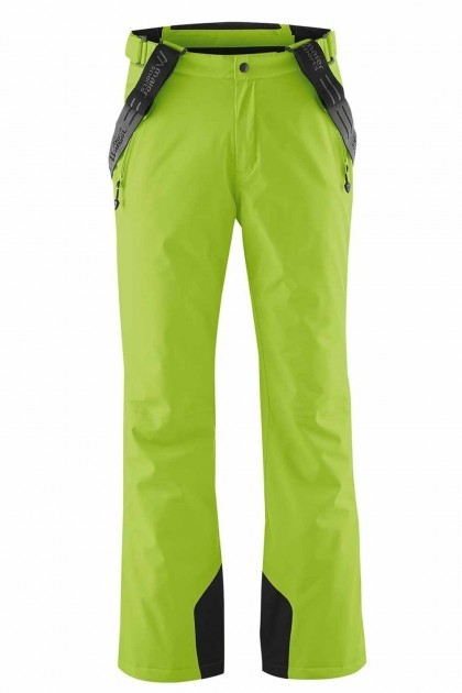 Maier Sports Anton ski pants red