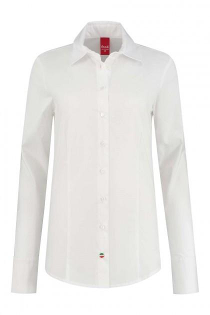 Only M - Blouse Basic White