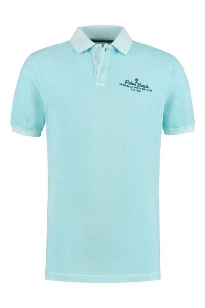Kitaro Poloshirt - Florida Keys Navy