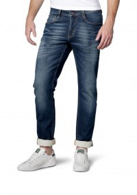 Mustang Jeans Oregon Tapered - Rinse