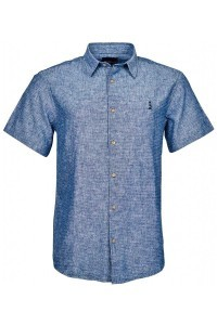 North 56˚4 Shirt - Navy Melange