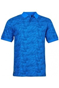 North 56˚4 Polo Shirt - Tropic Blue