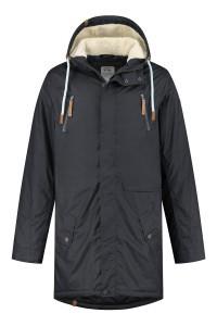 Brigg Winter Coat - Pete Navy