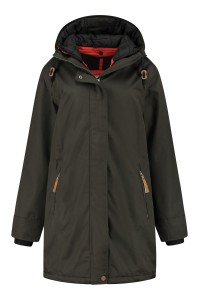 Brigg Winter Coat - Ida Dark Green