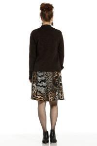 Only M - Skirt Leopard