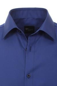 Venti slim fit shirt navy
