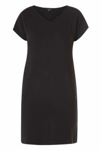 Yest Dress - Pinafore black