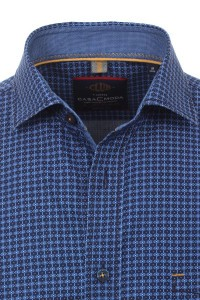 Casa Moda Shirt - Blue print