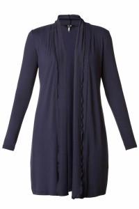Yest vest - Yessica Long Dark Blue