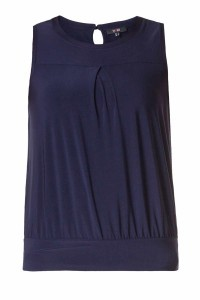 Yest Top - Yalis Dark Blue