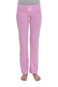 Panzeri Gym tall sports pants – pink