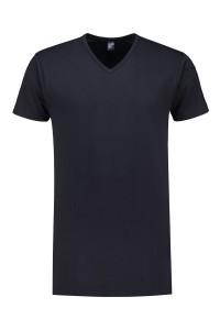 Alan Red Tall T-Shirt - Vermont Navy