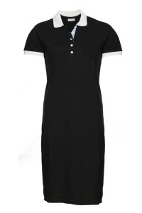 Fransa - Dress Polo Black