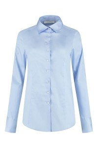 Eterna - Blouse Basic Light Blue