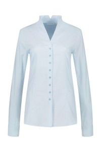 Eterna - Blouse Blue Dots