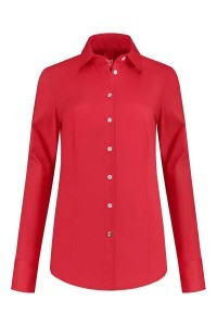 Only M - Blouse Basic Red