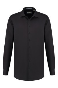 Blue Crane tailored fit shirt - Black