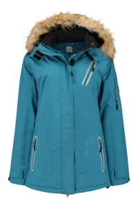 Brigg Winter Jacket - Blue