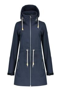 Brigg Softshell Jacket - Julia Navy