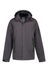 Brigg Functional Jacket - Anthracite