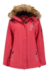 Brigg Winter Jacket - Red