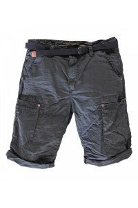 Cars Jeans Shorts - Herane Anthracite