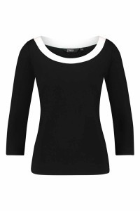 Chiarico - Top Ballet Black