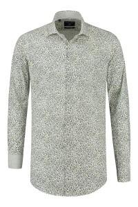 Corrino Shirt- Milano white/multi