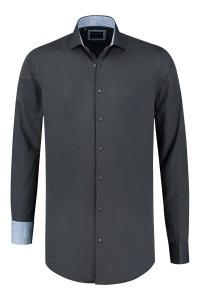 Corrino overhemd - Oxford Donkerblauw
