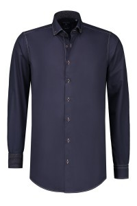 Corrino Shirt - Navy
