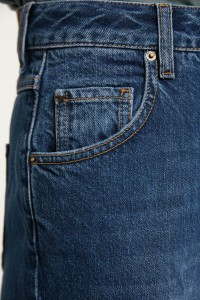 Mustang Jeans Moms - Classic Blue