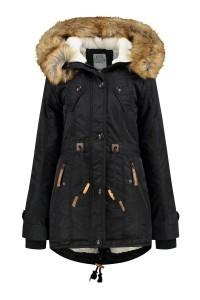 Brigg Winter Coat - Fur Trim