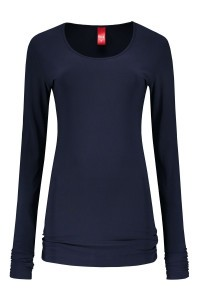 Only M - Top Maglia Navy