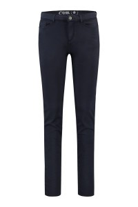 Corel Trousers Maggie - Power Satin Navy