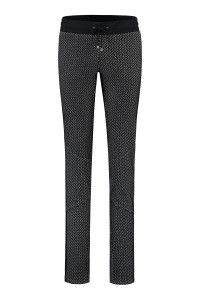 Corel Trousers Abya - Graphic Triangles