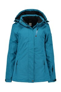Brigg Winter Jacket - Turquoise