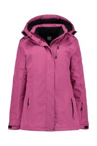 Brigg Winter Jacket - Fuchsia